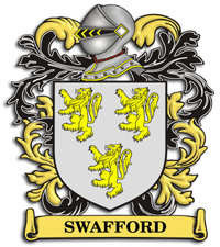 Swafford/Swofford Coat of Arms